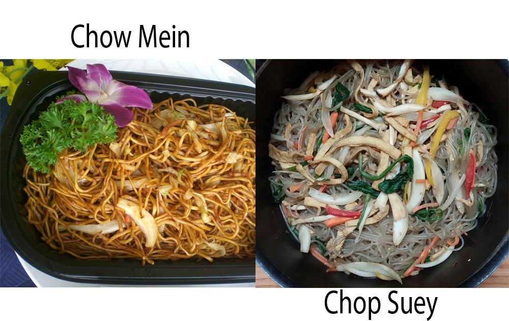 Chow Mein vs Chop Suey 2