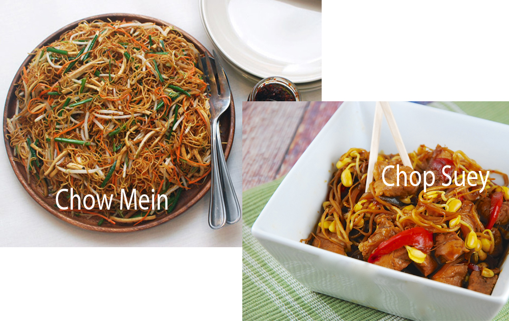 Chow Mein vs Chop Suey 4