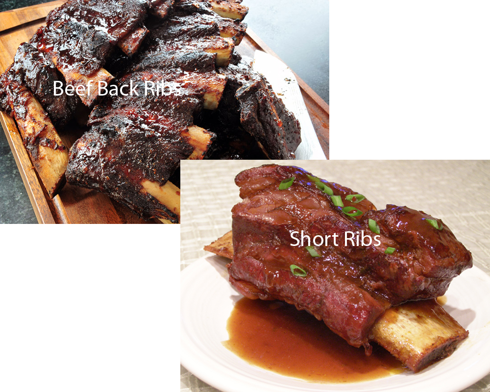 Beef Back Ribs vs Short Ribs 2