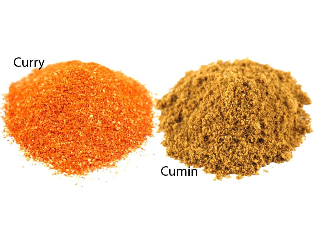 Curry vs Cumin 1