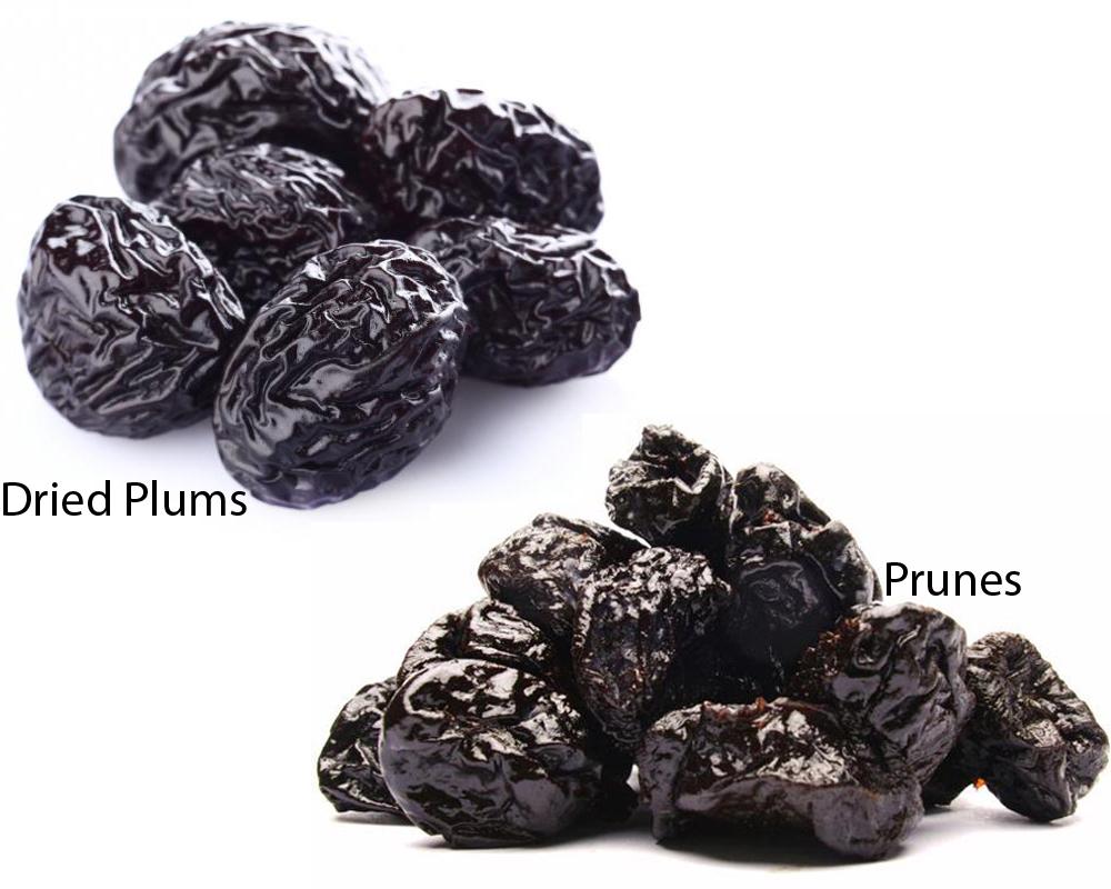 Dried Plums vs Prunes 2