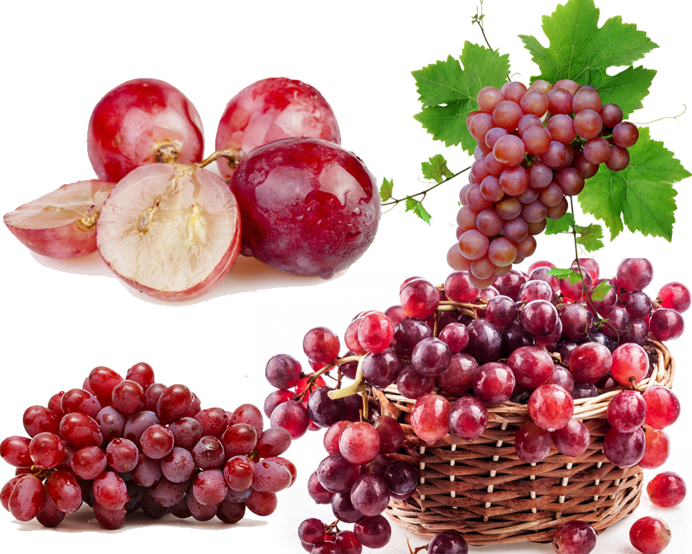 Red Grapes vs Green Grapes a