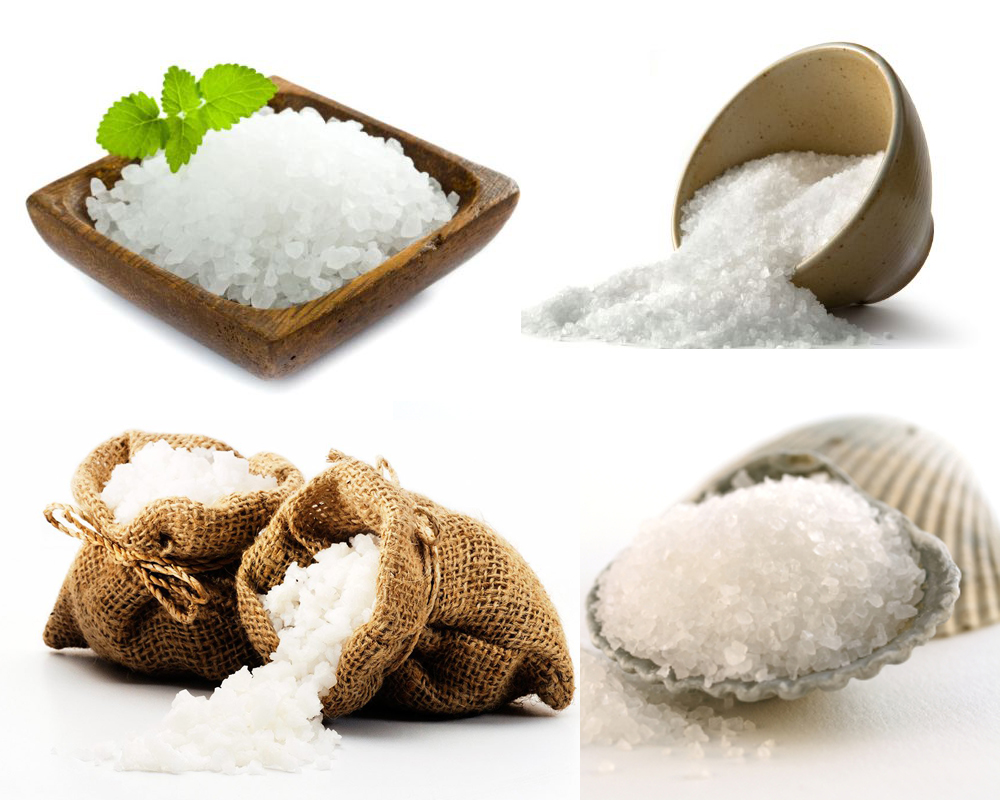 Rock Salt vs Sea Salt b