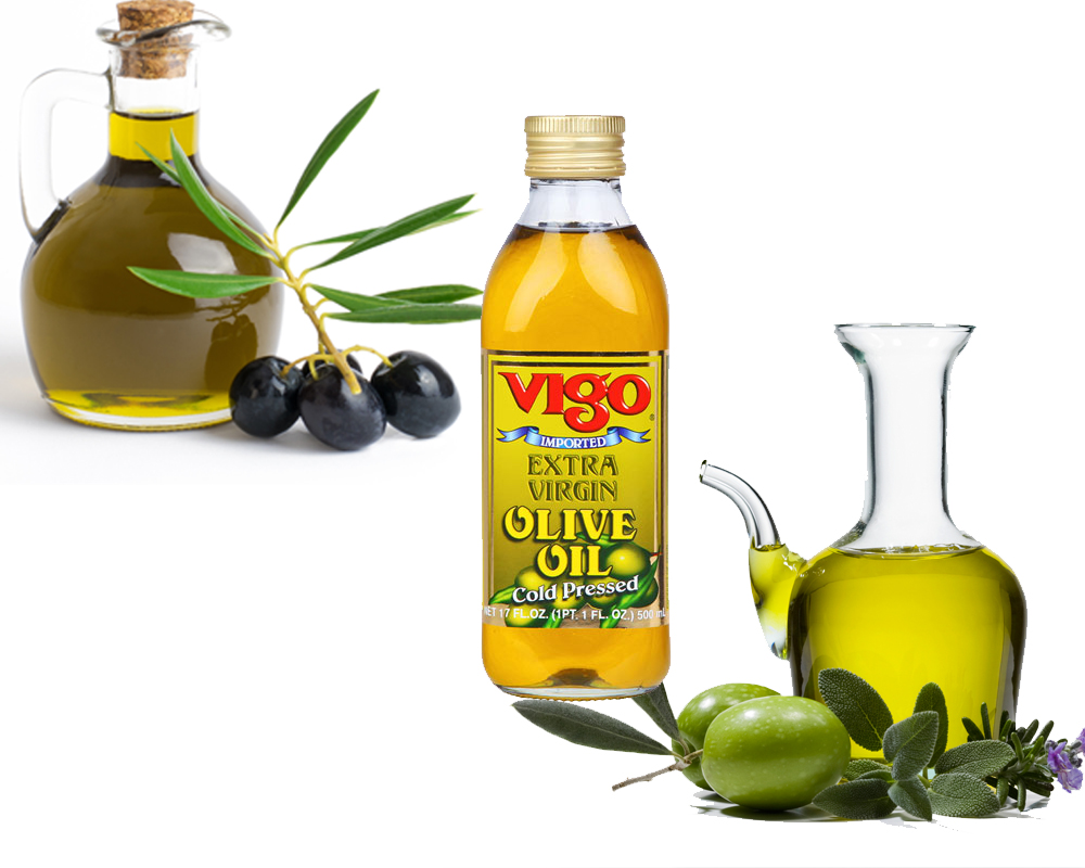 Safflower Oil vs Olive Oil b
