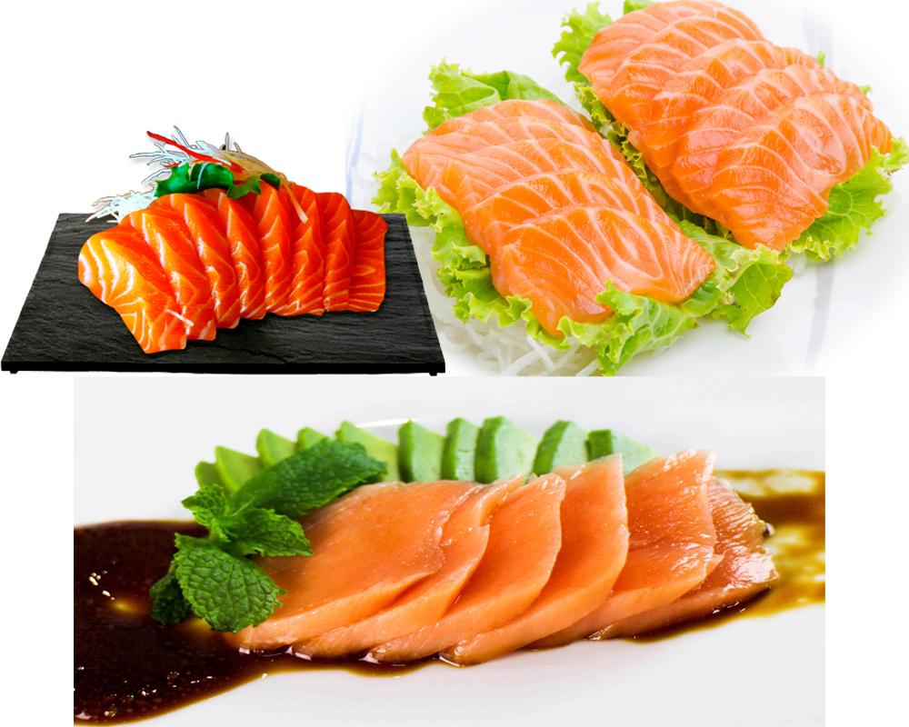 Sashimi vs Nigiri a
