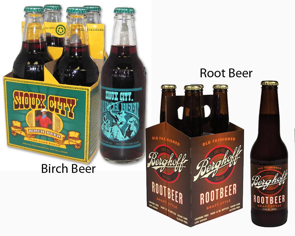Birch Beer vs Root Beer 2