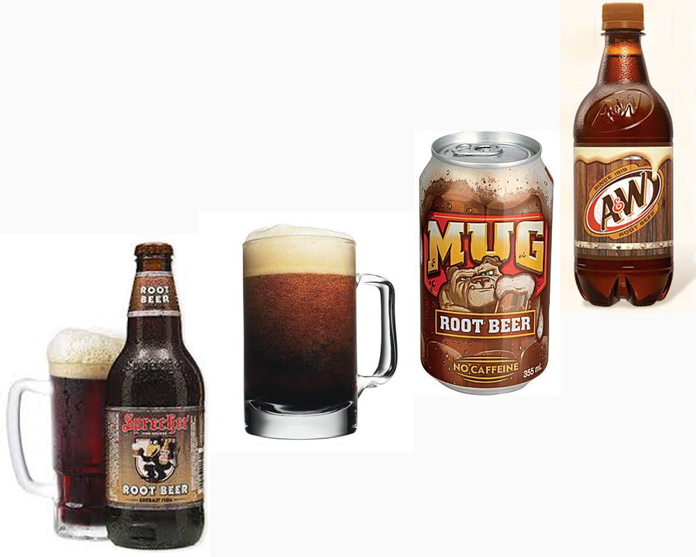 Birch Beer vs Root Beer b
