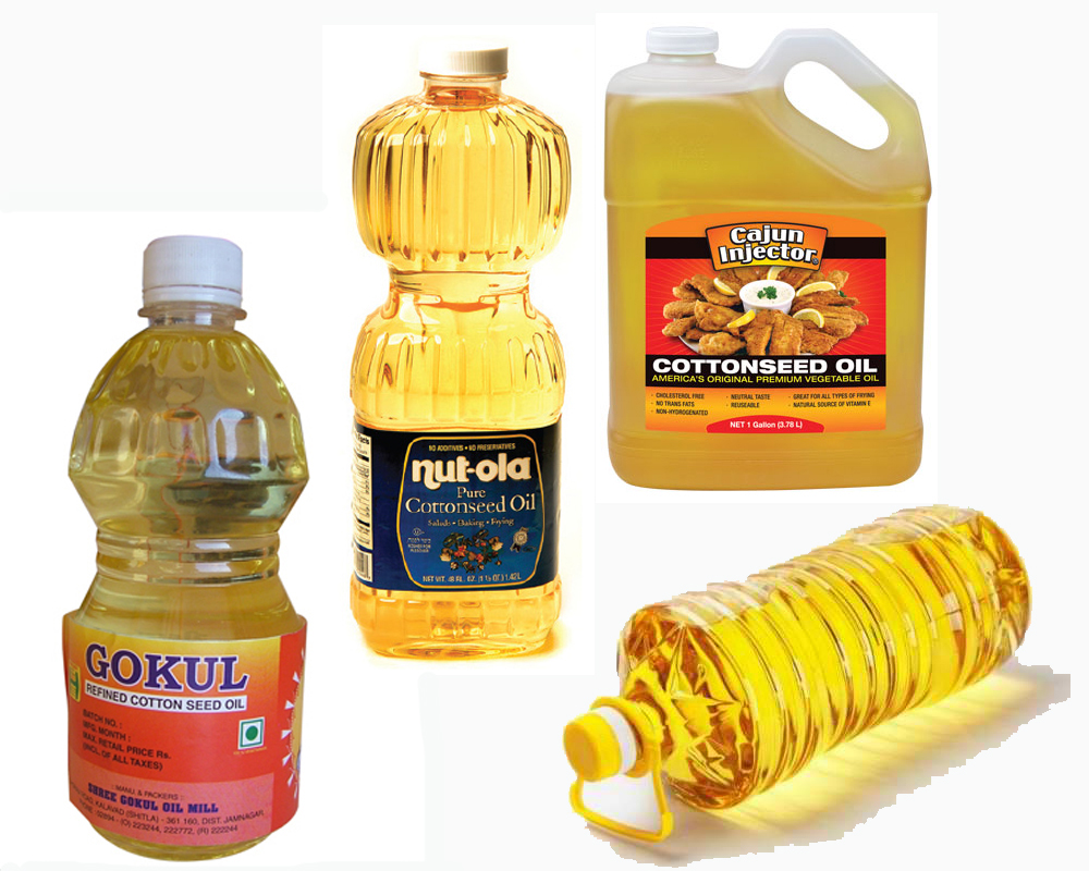 Cottonseed Oil vs Peanut Oil a