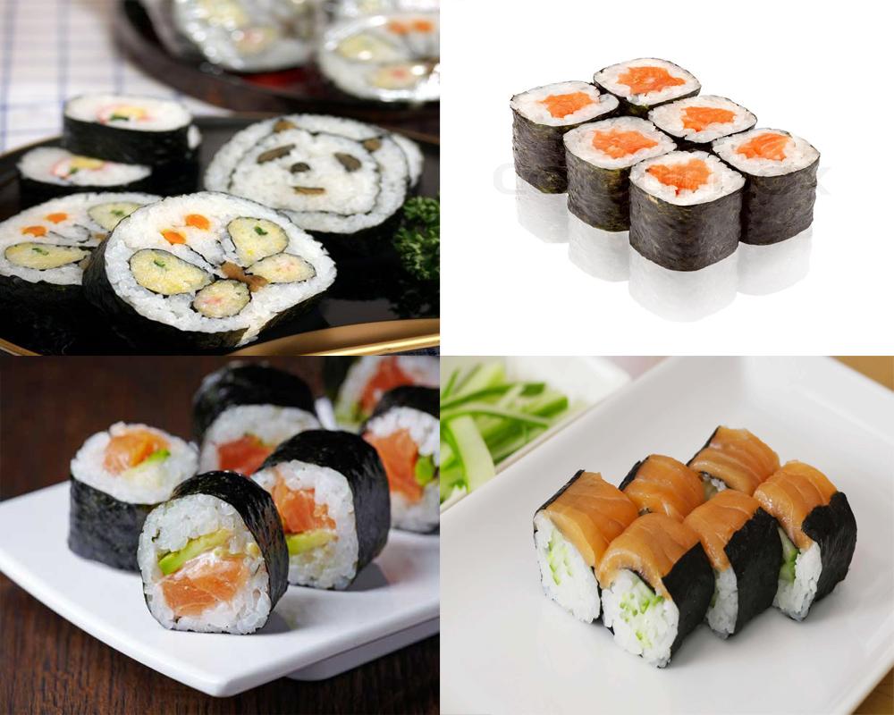 Sashimi vs Maki | thosefoods.com