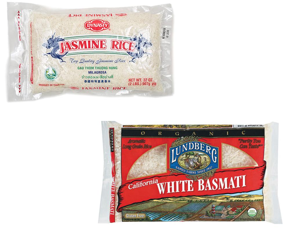 Jasmine Rice vs White Rice 2