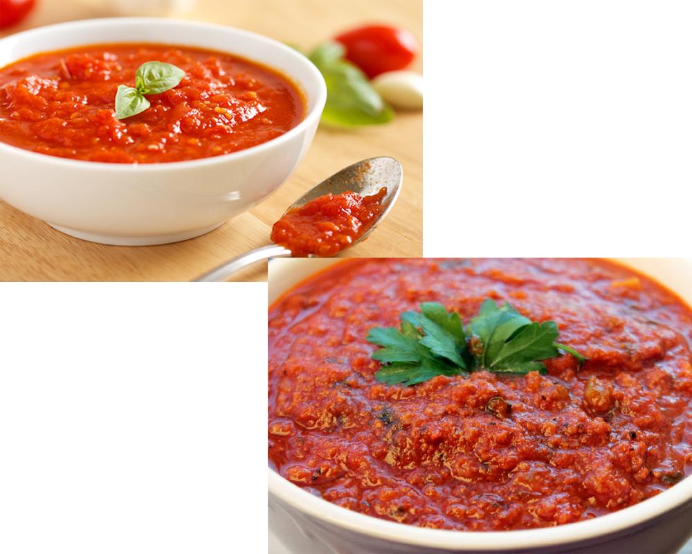 Marinara Sauce Vs Spaghetti Sauce