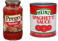 Marinara vs Spaghetti Sauce