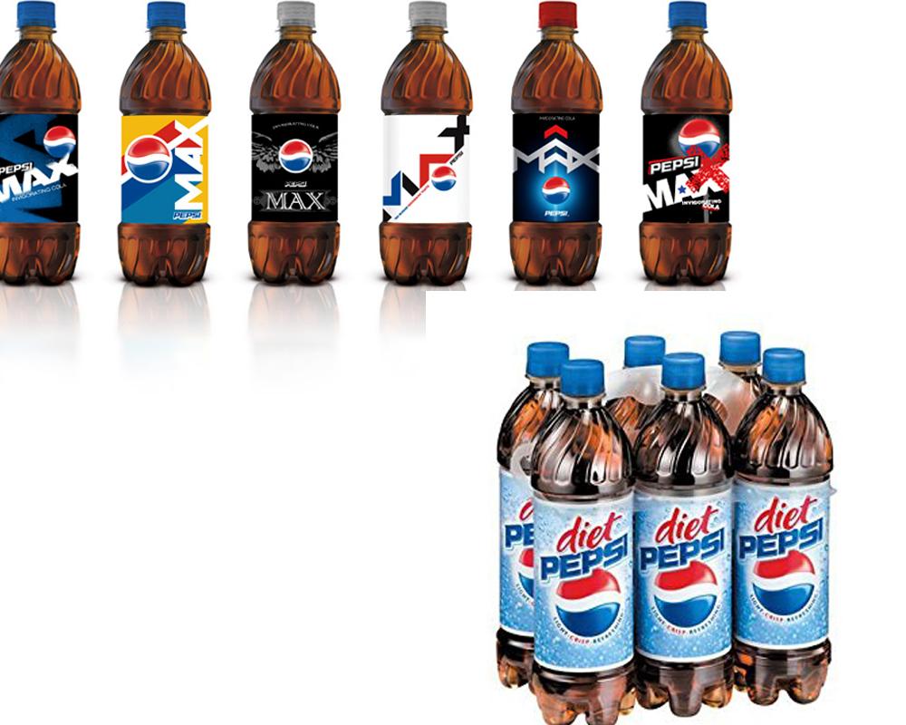 Pepsi Max vs Diet Pepsi 2