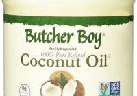 Butcher Boy Coconut Oil Review