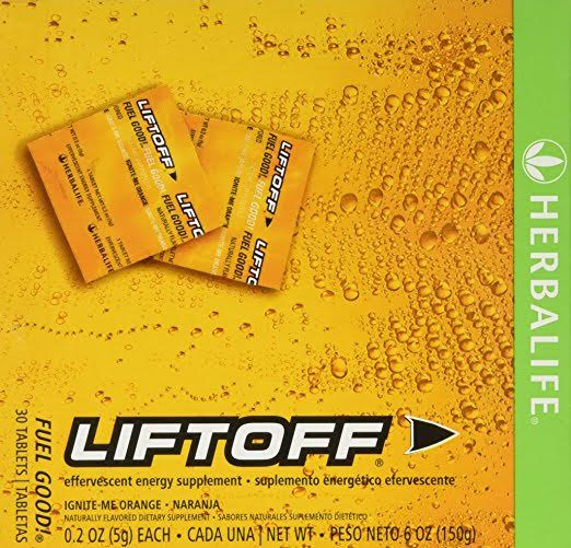 Herbalife Liftoff Review