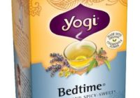Yogi Bedtime Tea Review
