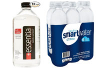 Essentia Water vs Smart Water