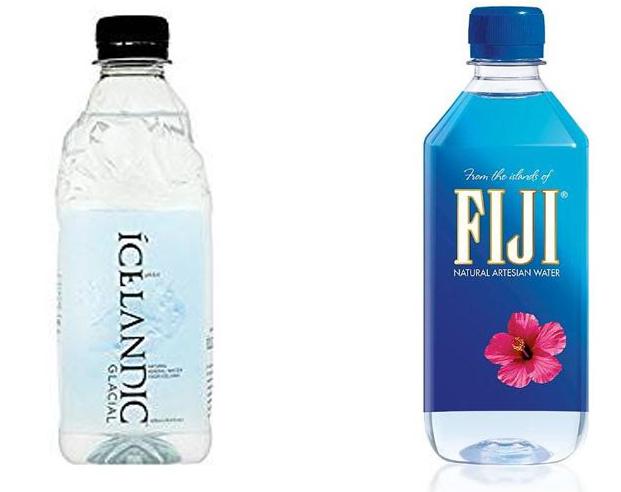 Icelandic Glacial Water vs Fiji