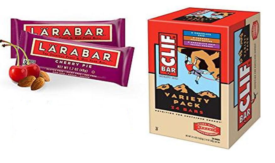 Larabar vs Clif Bar