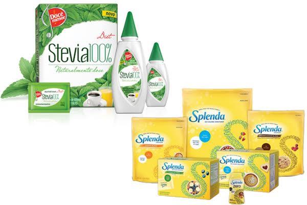 Stevia vs Splenda