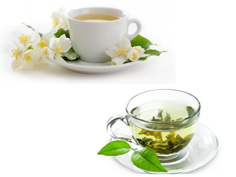 White Tea vs Green Tea