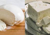 Mozzarella vs Feta
