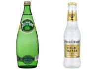 Perrier vs Tonic Water