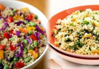 Quinoa vs Couscous