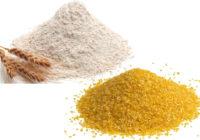 farina vs grits