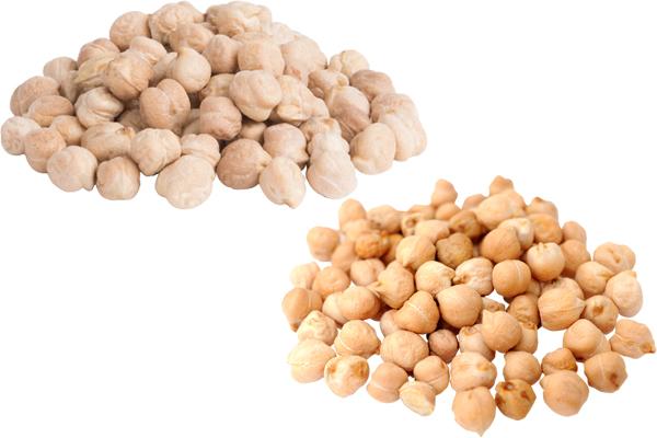 garbanzo beans vs chickpeas