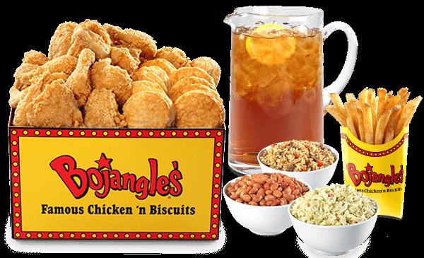Bojangles vs KFC 2