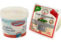 Buffalo Mozzarella vs Fresh Mozzarella 1