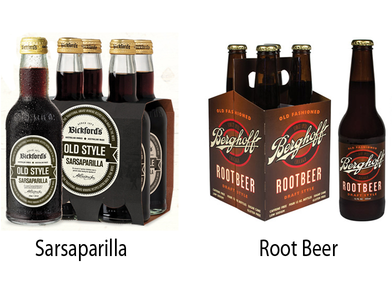 Sarsaparilla vs Root Beer 3