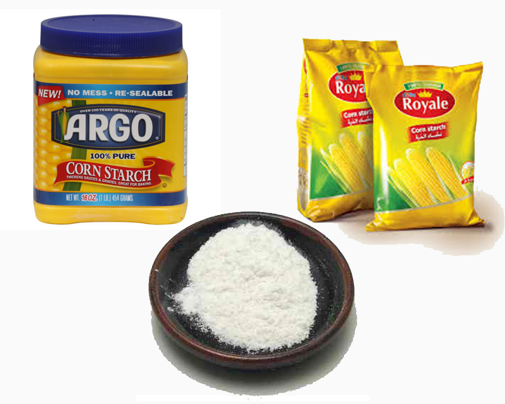 Arrowroot vs Cornstarch b