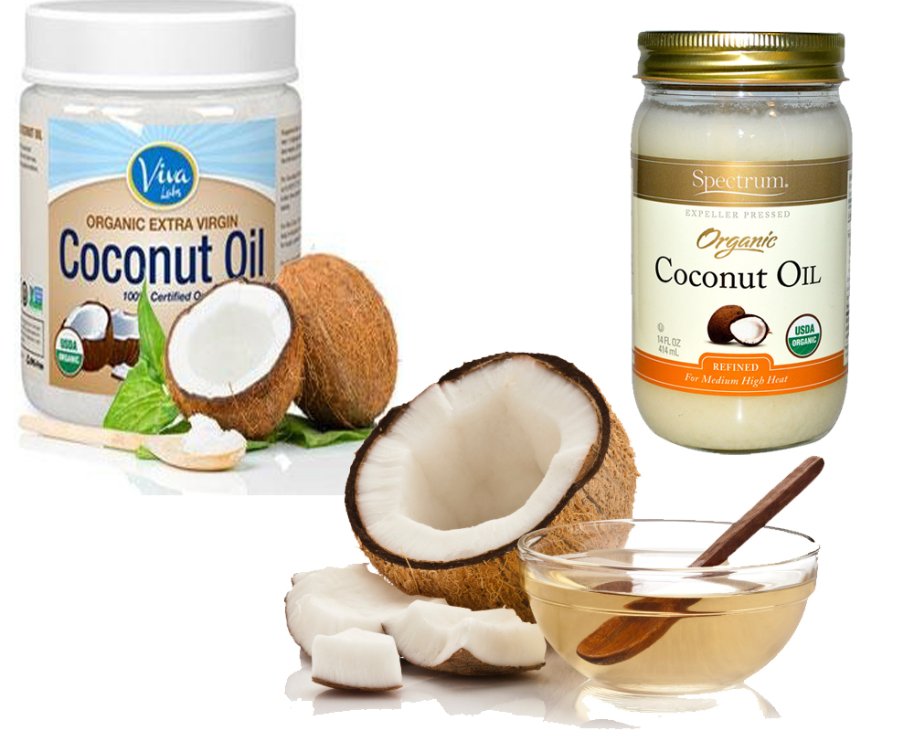 Castor Oil vs Coconut Oil b