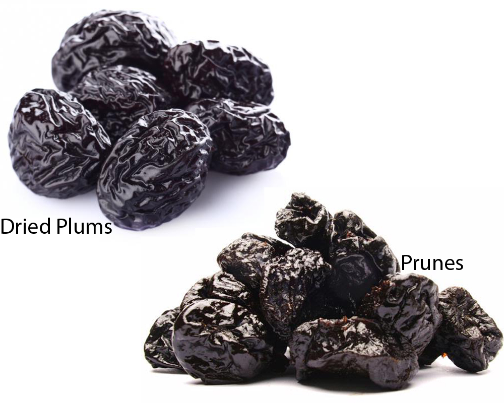 Dried Plums vs Prunes 2
