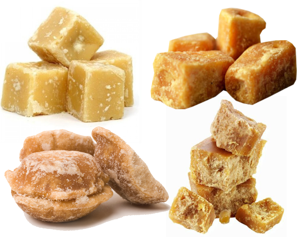Jaggery vs Sugar a