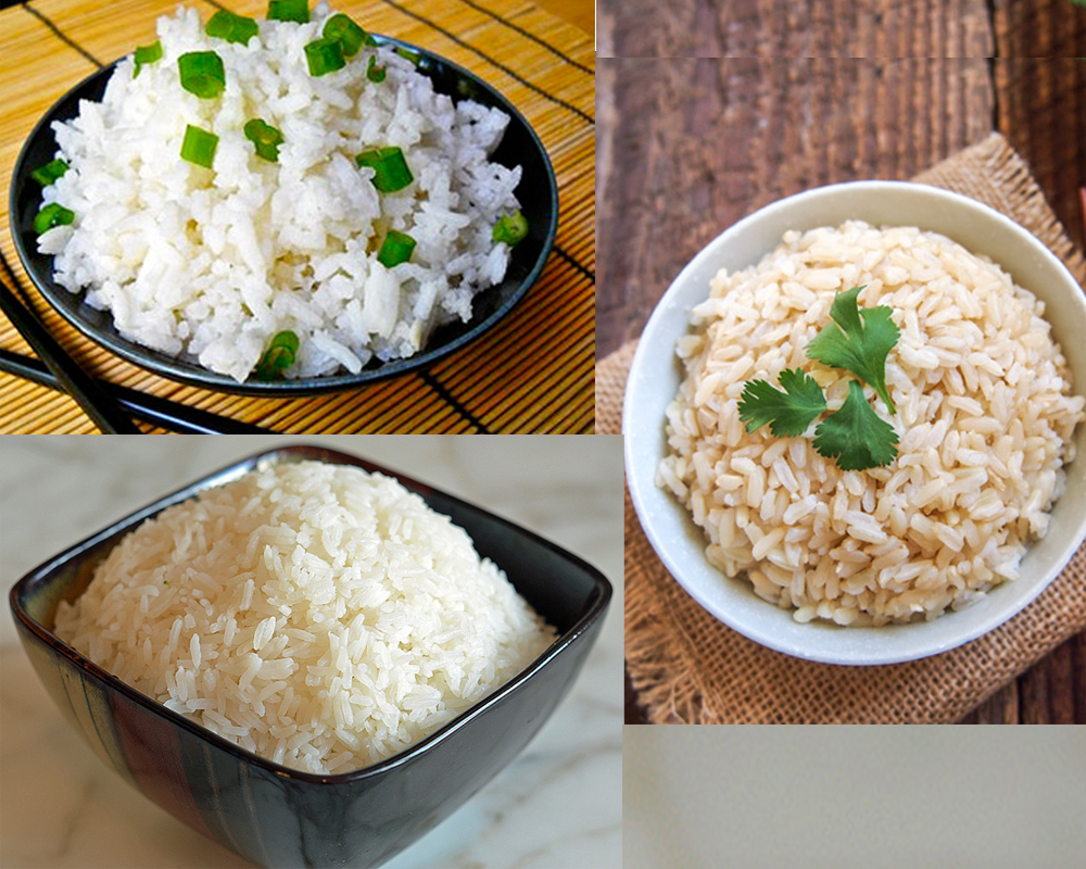 Jasmine vs Basmati Rice a