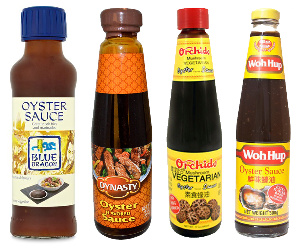 Oyster sauce vs fish sauce for Fish sauce uses