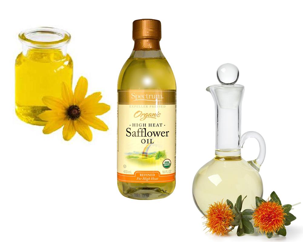 Safflower Oil vs Olive Oil a