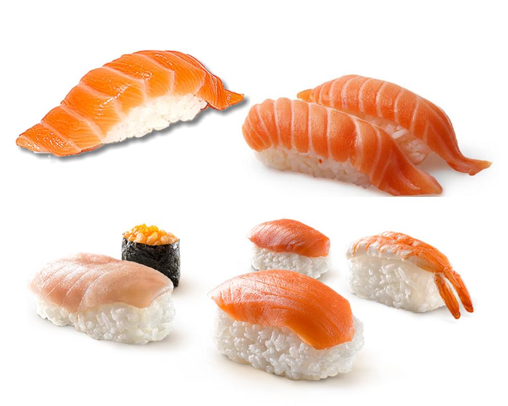 Sashimi vs Nigiri b