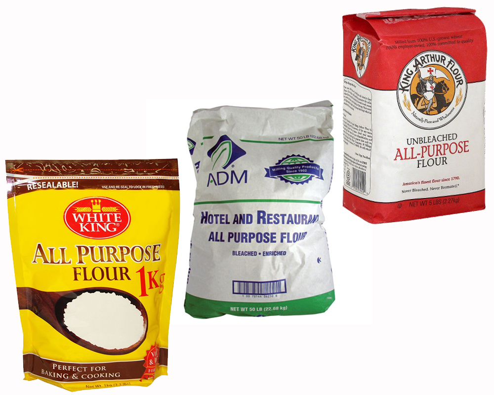 Self Rising Flour vs All Purpose b
