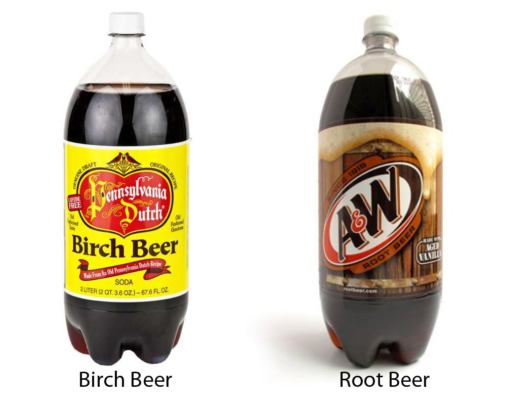 Birch Beer vs Root Beer 1