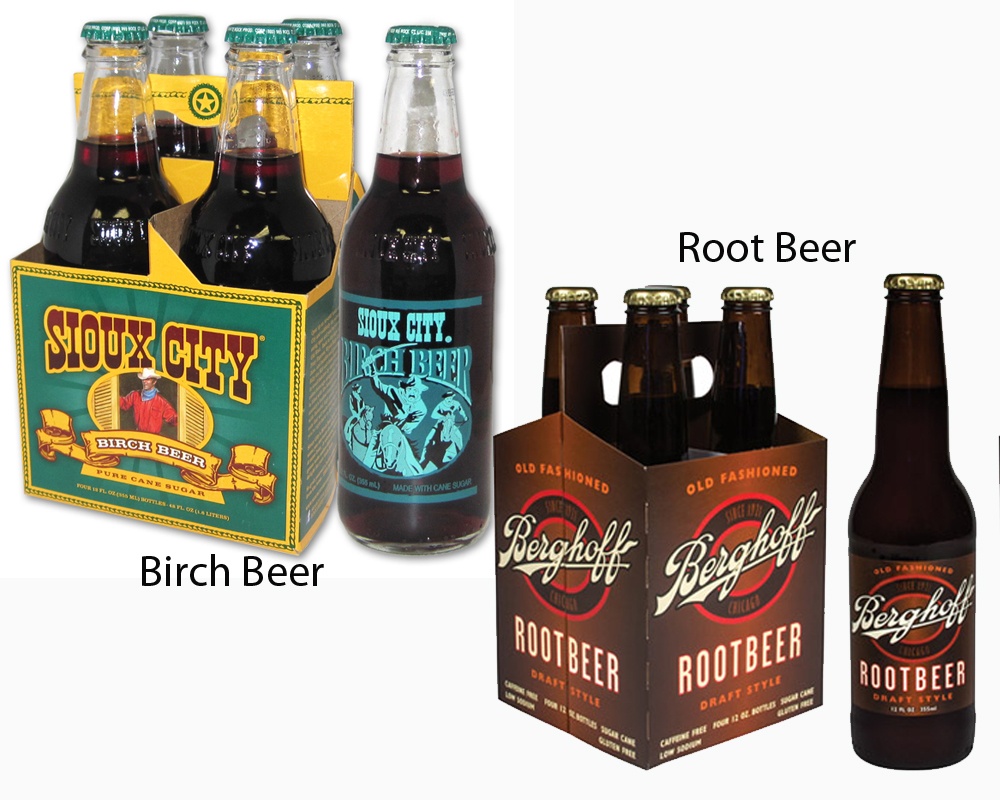 Birch Beer vs Root Beer 2
