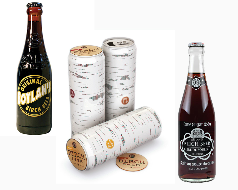 Birch Beer vs Root Beer a