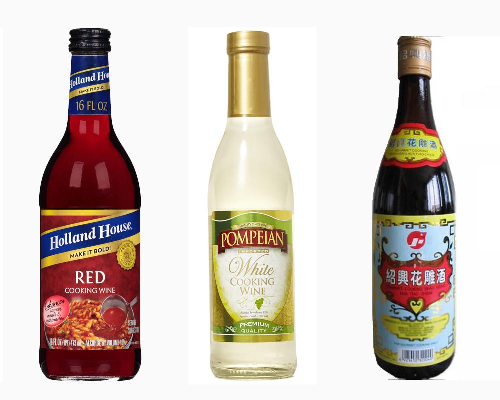 Cooking Wine vs Regular Wine a