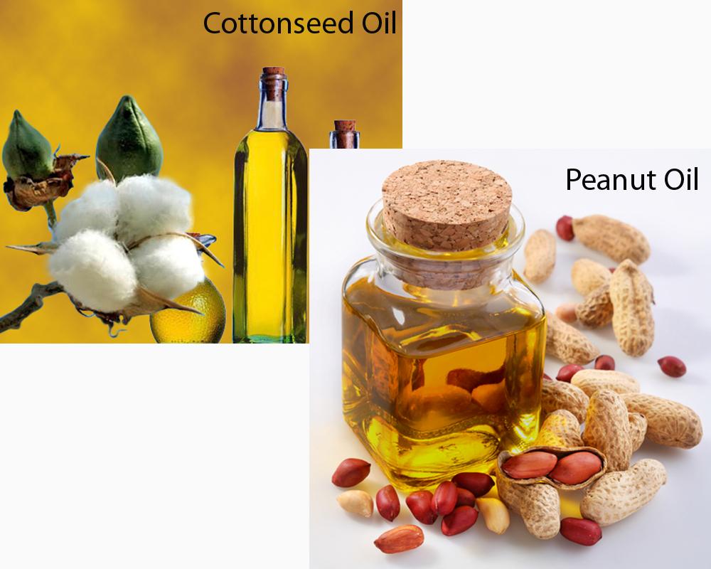 Cottonseed Oil vs Peanut Oil 1