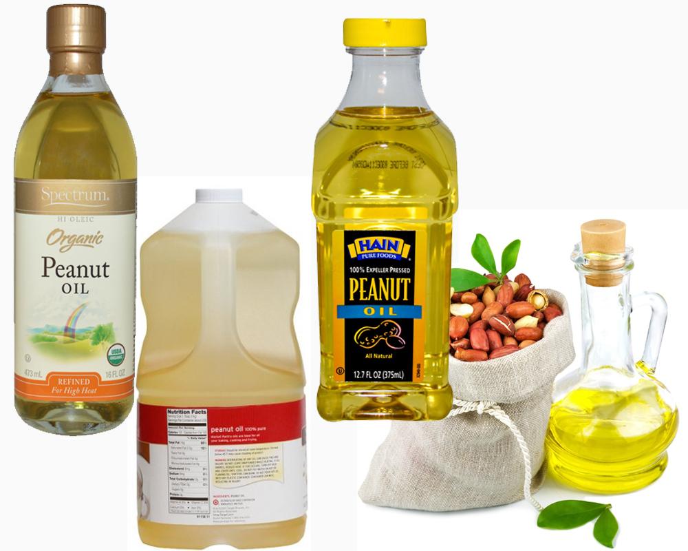 Cottonseed Oil vs Peanut Oil b