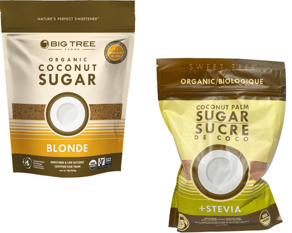 Coconut Sugar vs Stevia