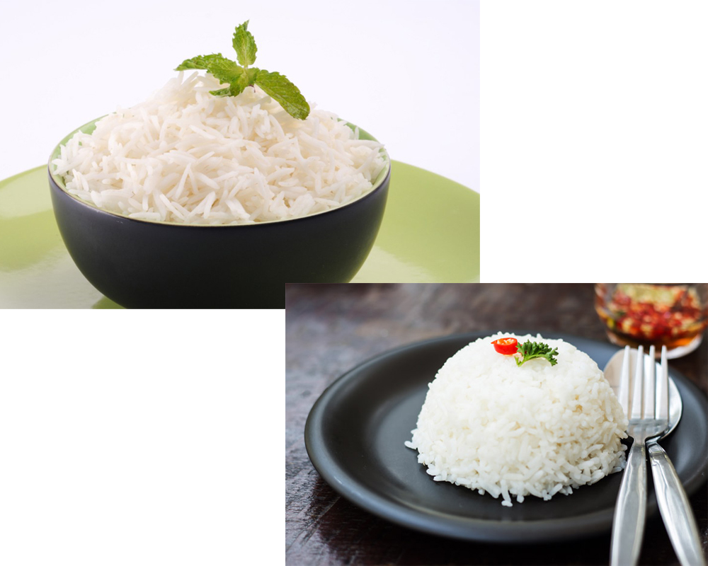 Jasmine Rice vs White Rice